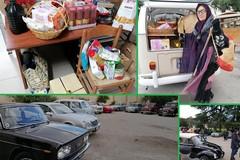 Aste e Bilancieri Bitonto dona un furgone di viveri alla mensa dei poveri