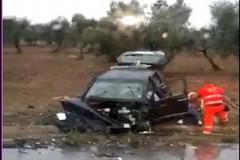 Scontro frontale sulla sp231 in territorio di Bitonto: muore un automobilista