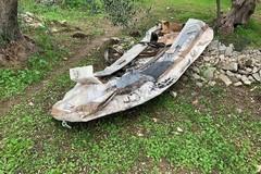 Amianto, rifiuti e persino una moto d'acqua abbandonati in lama Balice