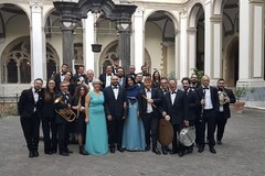 La musica del Carelli a Napoli con l'Orchestra Davide delle Cese di Bitonto