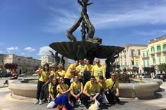 La Polisportiva Elos di Bitonto alla camminata solidale contro la demenza