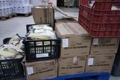 Rubano gli alimenti per i poveri a Bitonto: i Carabinieri recuperano il bottino