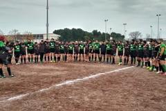 Rugby: carattere e umiltà per la bella vittoria dei grifoni neroverdi