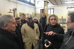 La sottosegretaria Pesce in visita fra gli olivicoltori di Bitonto