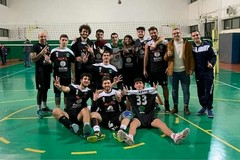 La Volley Ball Bitonto approda in Serie D Maschile