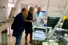 Ex ospedale Bitonto: il laboratorio analisi torna a funzionare