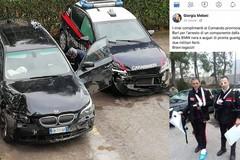 Era Bitonto la base della banda della BMW sgominata a Capurso