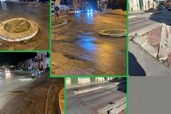 Spartitraffico e rotatorie pericolose a Bitonto: la Lega scrive al Sindaco
