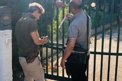 Teste di capretto sul cancello dell'imprenditore che vuole comprare il Foggia