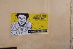 Anche da Bitonto solidarietà a Zaky, l'attivista arrestato in Egitto