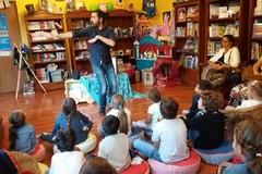 """A """"Ottobre, piovono Storie!"""" alla libreria Hamelin di Bitonto"""