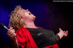 Linda Valori stasera a Bitonto per il gran finale del Blues Festival