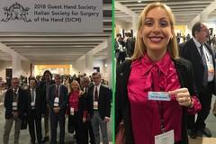 La bitontina Luciana Marzella tra i migliori chirurghi della mano al mondo
