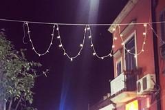 Natale senza luminarie a Bitonto: «Nemmeno 4 luci»