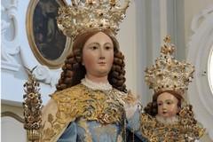 Stamattina la Solenne Messa a San Domenico per celebrare a Bitonto la Madonna del Rosario