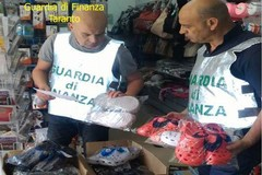 Operazione anti-contraffazione: sequestrati 21.805 pezzi