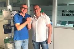 Il nuovo allenatore dell'Omnia Bitonto è Massimo Pizzulli