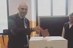 Il sindaco di Bitonto, Michele Abbaticchio, eletto nel consiglio metropolitano