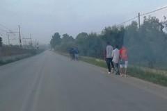 Migranti in pericolo su via S.Spirito, Natilla: «Non doveva accadere»