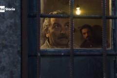 L'attore bitontino Mimmo Mancini su RaiStoria con la docufiction su Cosa Nostra