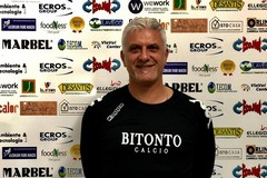 Gianni Iurino nuovo preparatore dei portieri del Bitonto