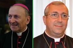 La Caritas saluta monsignor Cacucci e dà il benvenuto al Vescovo Satriano