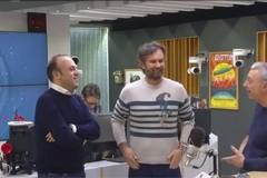 VIDEO - Antonio Moschetta e Carlo Cracco a DeeJay chiama Italia per «Il buono che fa bene»