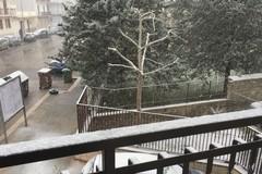 Pioggia e neve a Bitonto: da lunedì torna il sereno