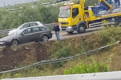 Incidenti fotocopia sul ponte di via Palo a Bitonto