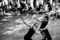 Orin Camus e Chloé Hernandez domenica a Bitonto graie al Network Internazionale Danza Puglia