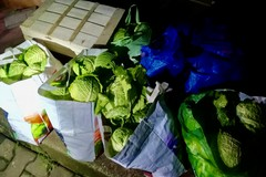 Furto di ortaggi a Bitonto: quattro persone fermate