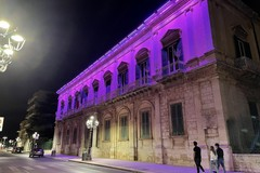 Palazzo Gentile in rosa per la campagna promossa da Anci e Airc