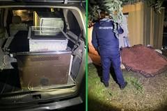 Furto di elettrodomestici a Corato: arrestate due persone in fuga verso Bitonto