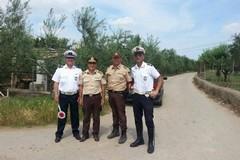 Pattuglie miste per controllare le campagne tra Bitonto e Terlizzi