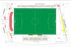 Approvato progetto esecutivo dello Stadio di Bitonto