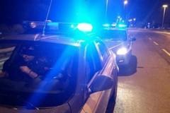 Furto d'auto con inseguimento, ladri messi in fuga su via Traiana