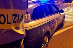 Puzza di marijuana dal finestrino: i poliziotti arrestano a Bitonto uno spacciatore