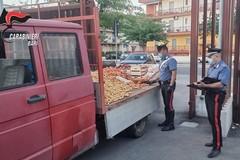 Abusivi, sanzioni per oltre 5mila euro a un ambulante di Bitonto
