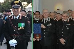 Caserma dei Carabinieri: «Ciao comandante». Presicce si congeda dopo 24 anni di servizio in città