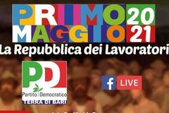 """Il PD """"Terra di Bari"""" organizza la Maratona online del Lavoro e dei Lavoratori"""