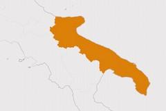 La Puglia in zona arancione da domenica