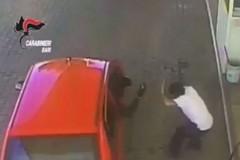 Arrestati i fratelli rapinatori che assaltavano i distributori di Bitonto, S. Spirito, Palese e Giovinazzo