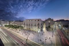 «Con la riqualificazione, Piazza XX Settembre nuovo salotto di Bitonto»