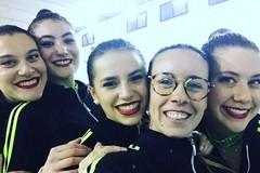 Ritmica, Lavacca e Maggio campionesse regionali di serie D di Eccellenza