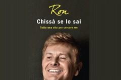Ron domani al Teatro Traetta per presentare il suo libro «Chissà se lo sai»