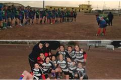 Rugby: sorriso a metà per la palla ovale neroverde