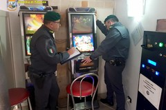Gioco d'azzardo: la Finanza passa al setaccio le sale da gioco