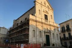 Si completa il restauro della chiesa di San Gaetano: iniziati i lavori sull'ultima facciata