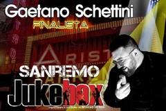 Il bitontino Gaetano Schettini in finale a Sanremo Juke Box