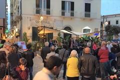 #riacenonsiarresta: scarsa a Bitonto la partecipazione alla manifestazione